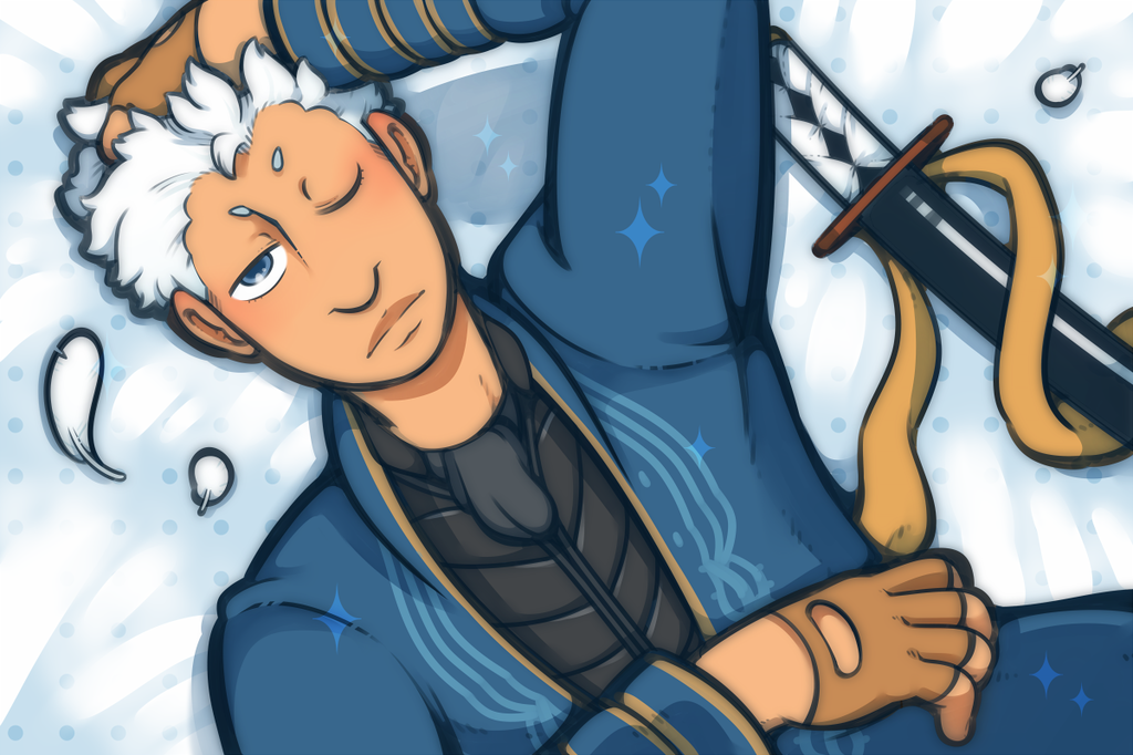 Vergil Pillow