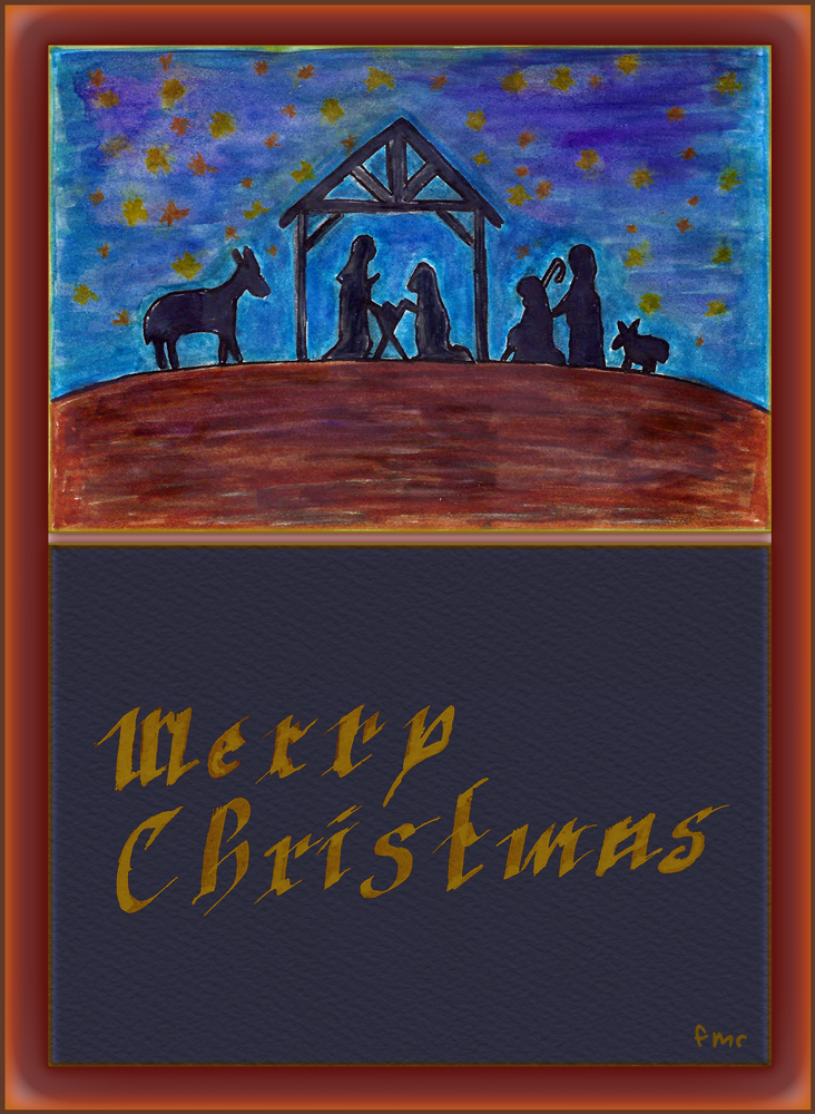Most recent image: Holy Night
