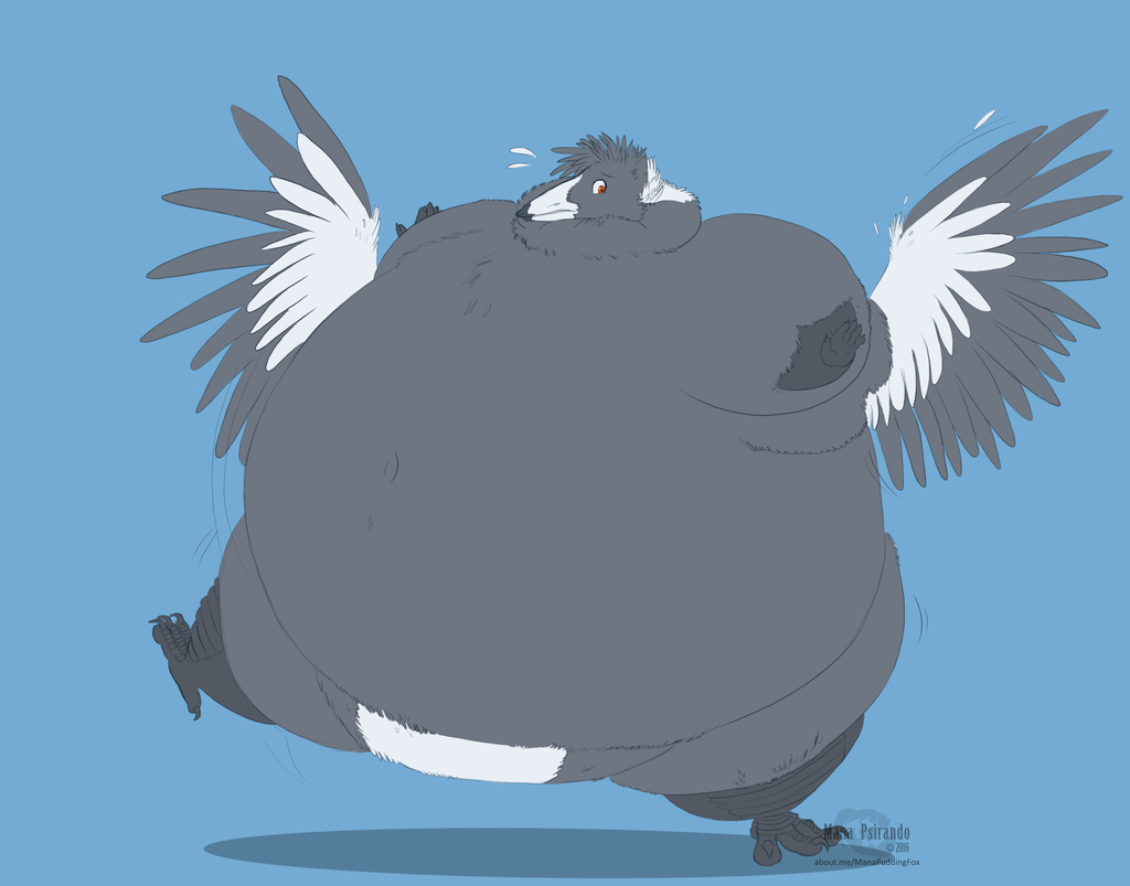 Puff Bird [commission]