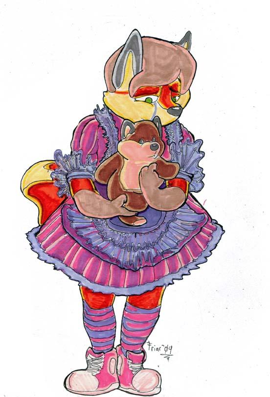 sissy fox