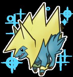 Mega Manectric
