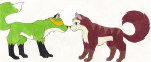 Kaliku And Syriven
