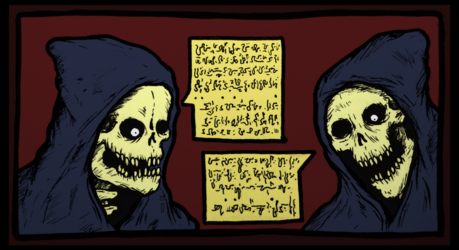 Conspiring Skeletons