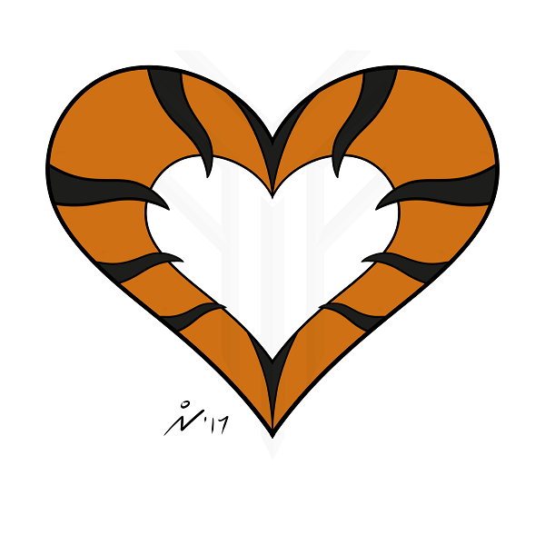 Character Heart - Niv