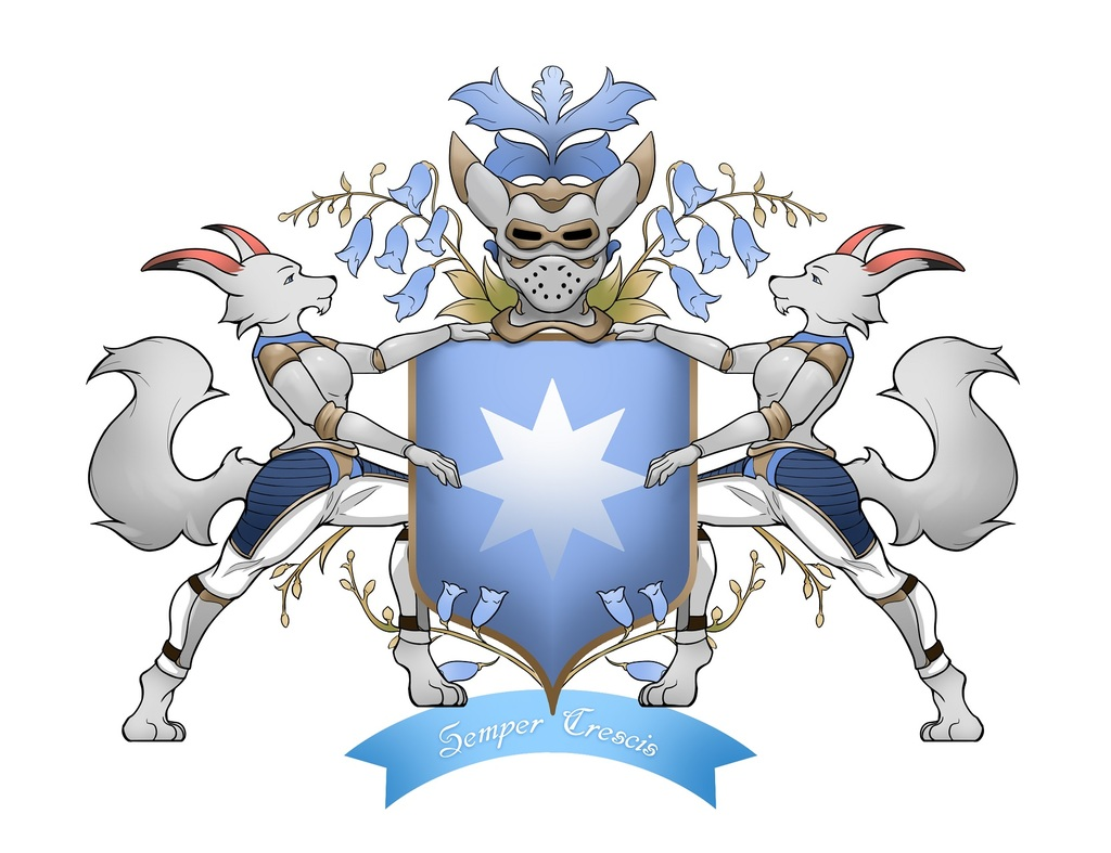 Most recent image: Queen Heraldry Commission [C]