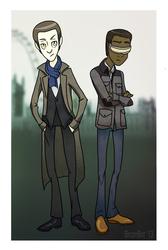 BBC Sherlock Data