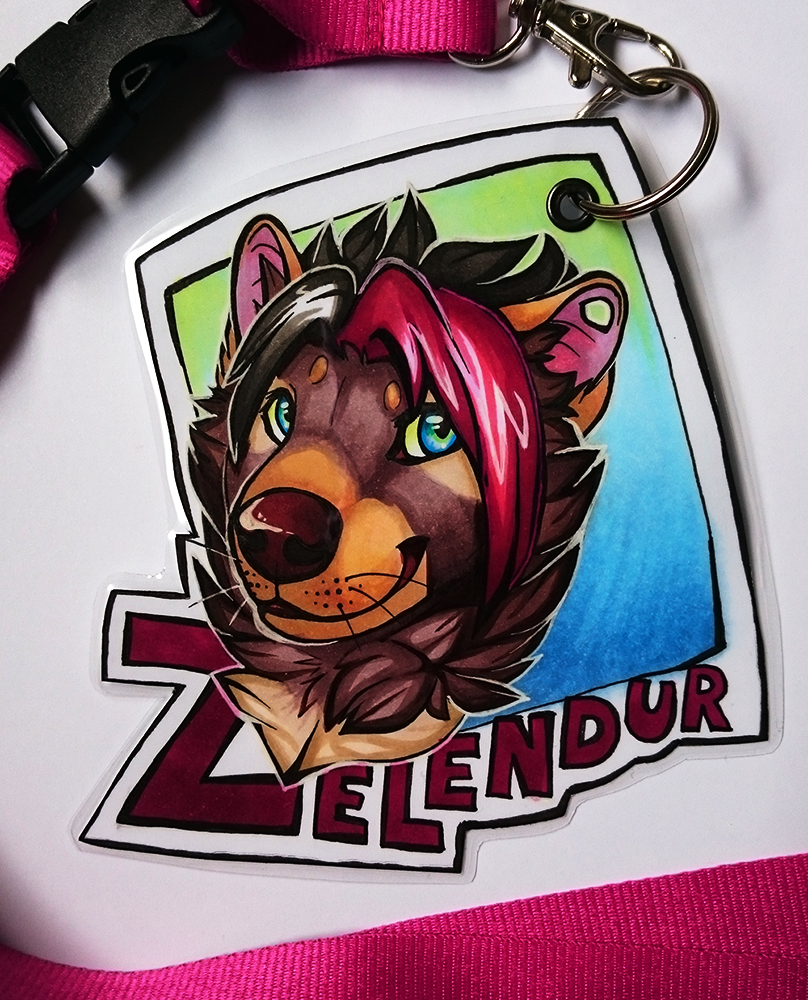Badge: Zelendur