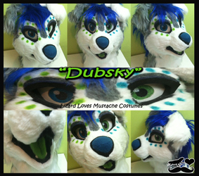 Dubsky-Fursuit Head