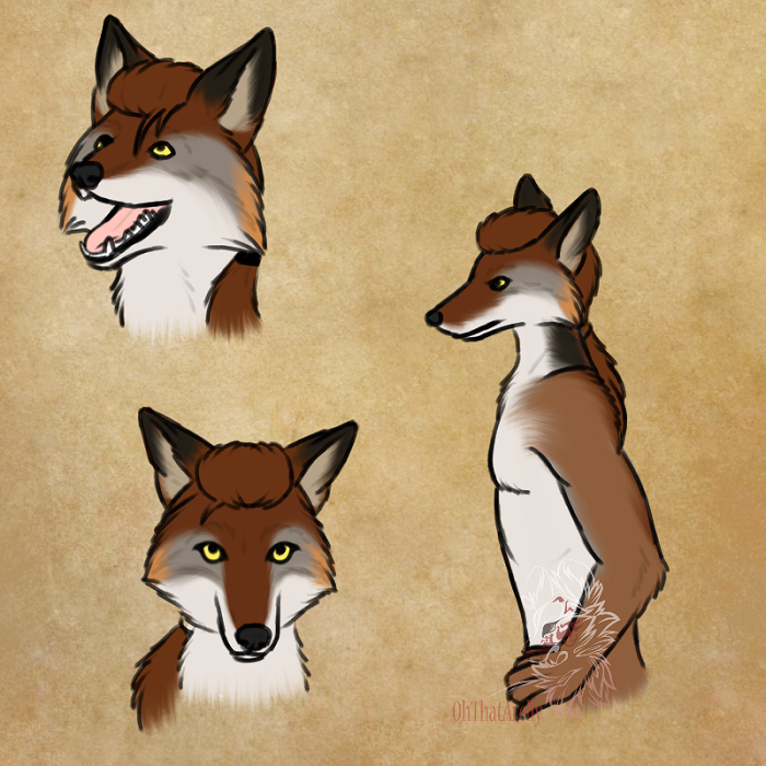 Most recent image: Latrans by OhThatArelly