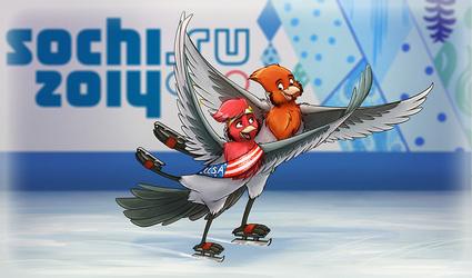 Sochi Birds