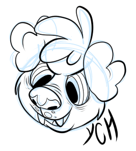 Most recent image: SPOOOOKY ych $1