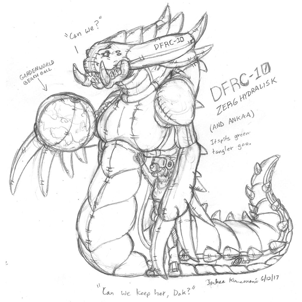 Ankaa's Hydralisk - Draft