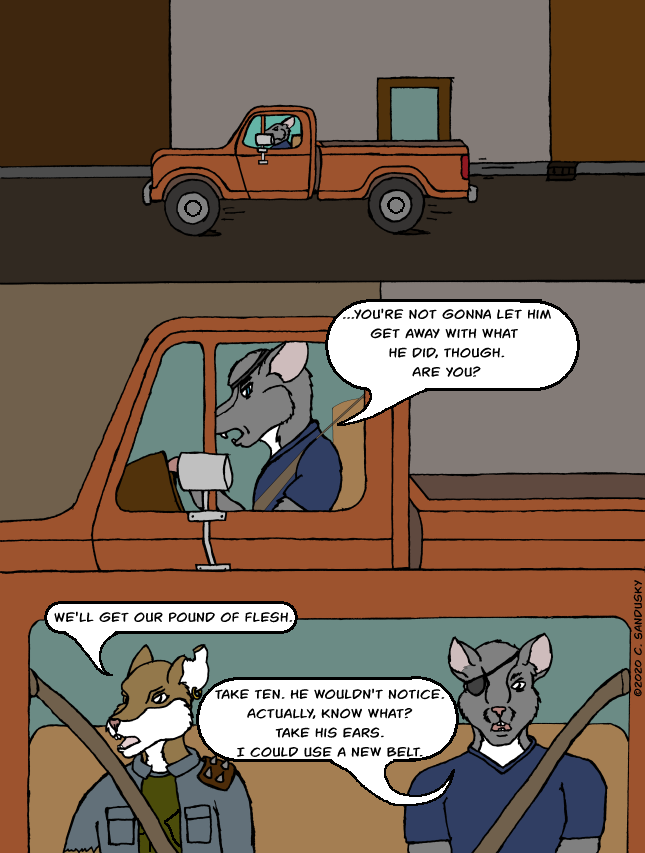 Not What I Was - Page 40