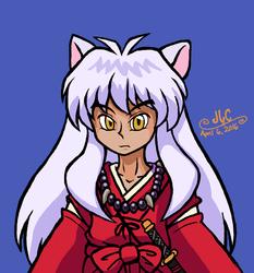 Inuyasha Doodle 1