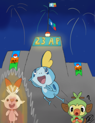 Pokemon New Year!