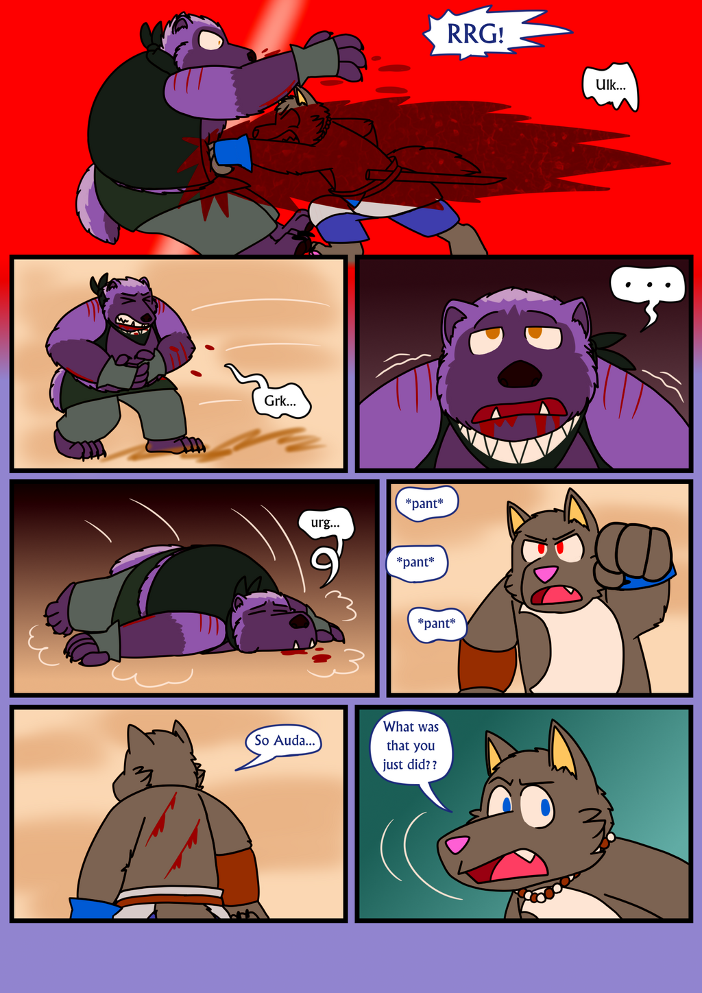 Lubo Chapter 20 Page 47