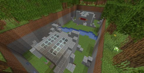 Minecraft Beaver Creek Remake