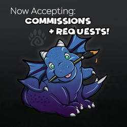 Now Accepting Commissions and Requests