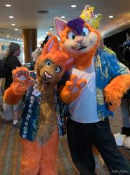 Canfurence 2018 - Bootz, Paws