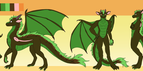 Lit the Dragon Ref v2