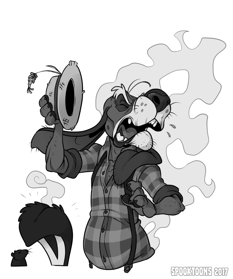 Most recent image: Don't Sass Skunks