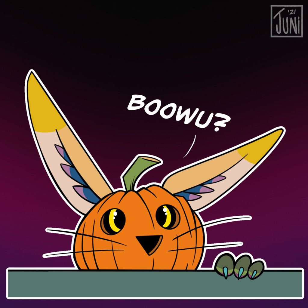 Most recent image: Boowu?