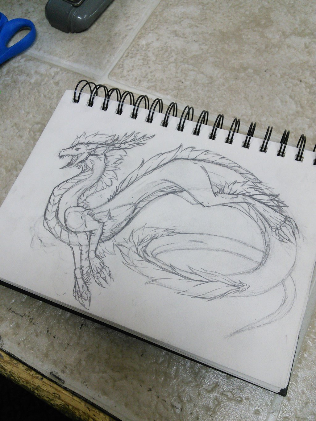 Most recent image: Nameless Dragon