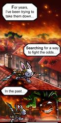 Bunny vs Titan