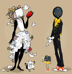 DHMIS: object heads