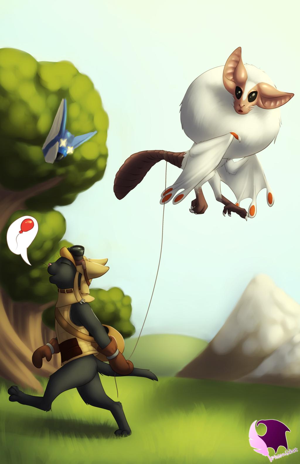 Free Balloon!