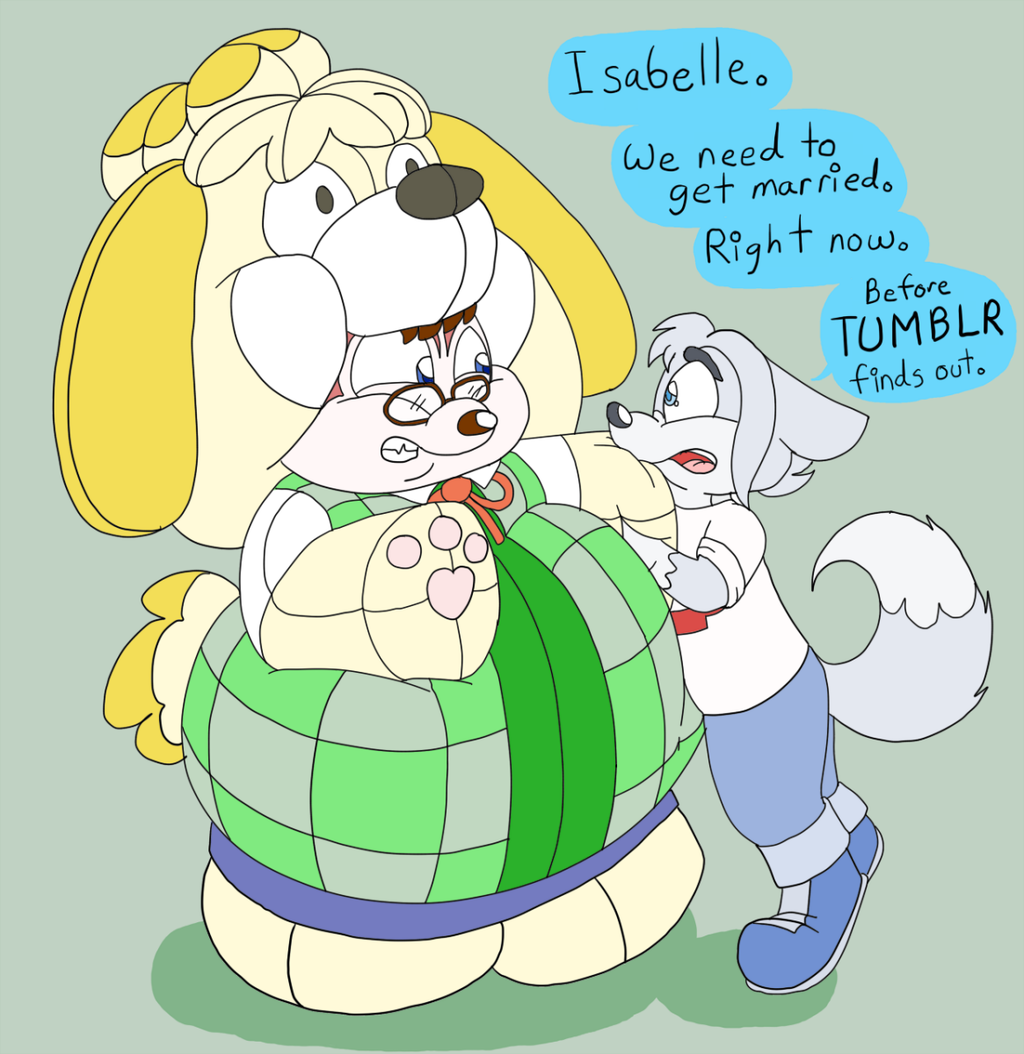 Before Tumblr Finds Out - By Nemo