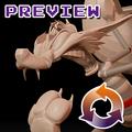 Psycho Slasher Fox --- WIP ver4