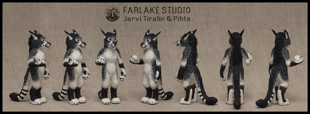 Jarvi figurine