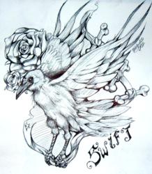 Inktober - Day #1 Swift