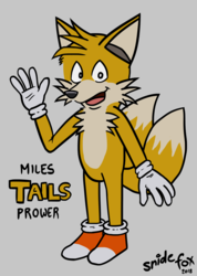 Tails the Fox (A.K.A. Miles Prower)
