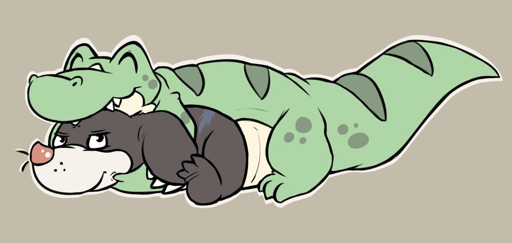 Tackle hugs