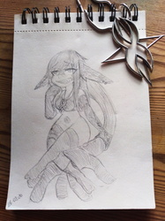 Smug Anime Tia