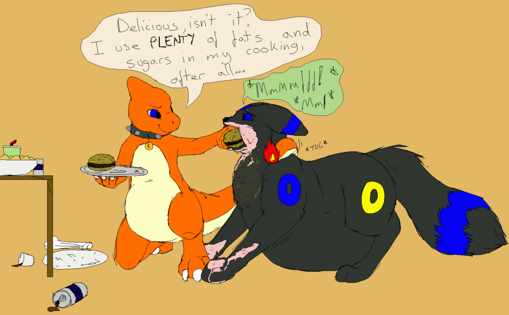 How to Properly Stuff an Umbreon: Part 5 - by IF