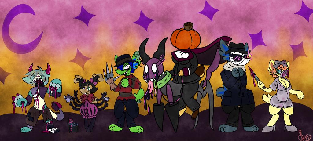 Featured image: Happy Halloween