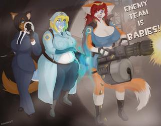 Team Fortress 2 Ladies