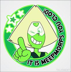 It is Meepmorps!