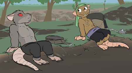 Muddy Rats