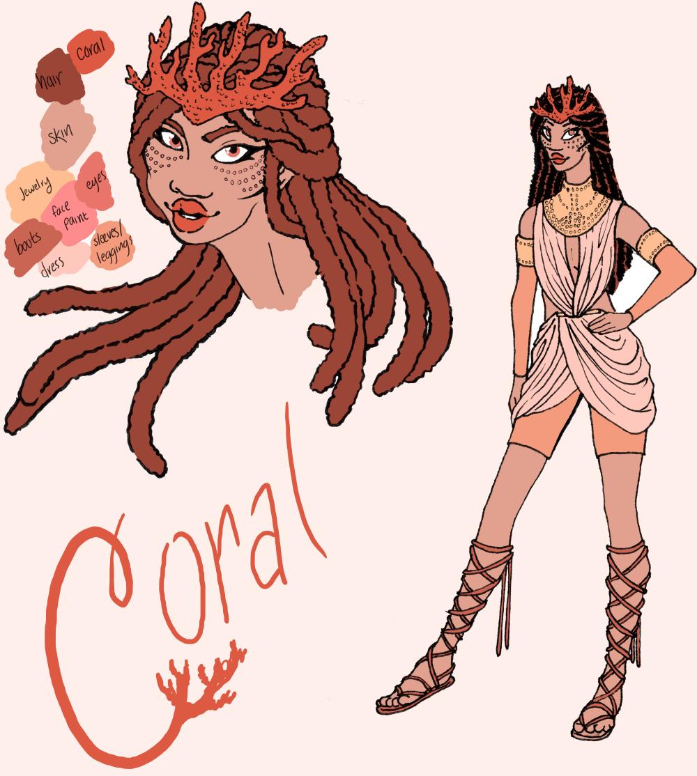 Most recent image: Gemsona - Coral