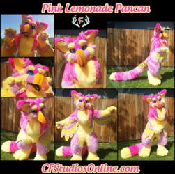 Pink Lemonade Collage