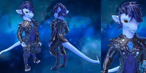 Version 2: Leon 3D Model