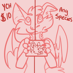 DRAWING YCH: $10