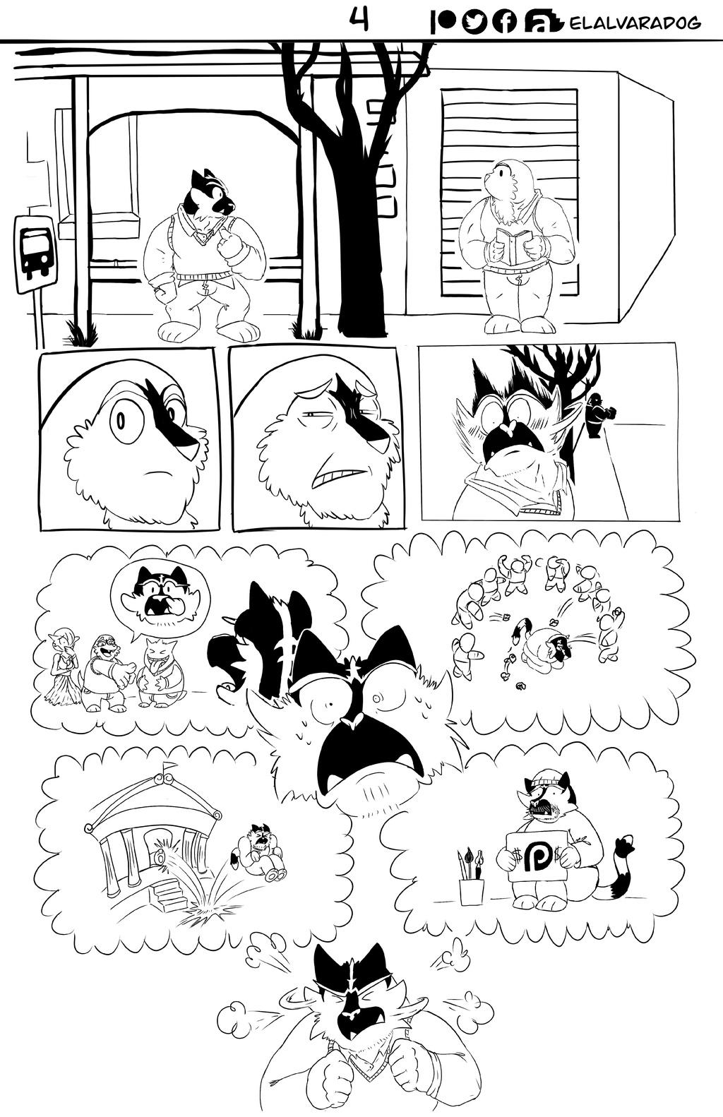 I&CBF 04/24 - Comic