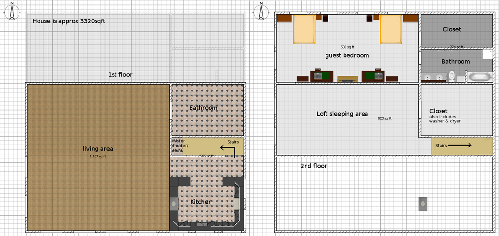 Finalized Floorplan for Blackspot's Home