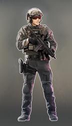 Hooman military