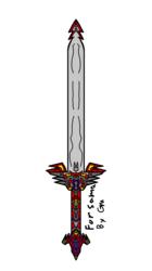 Sam's sword of power!